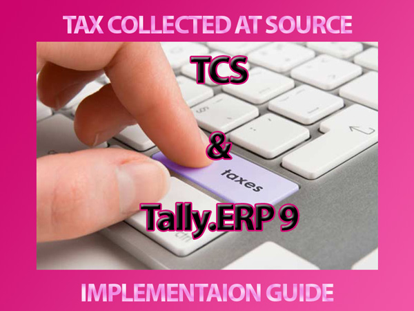 TCS in Tally ERP9